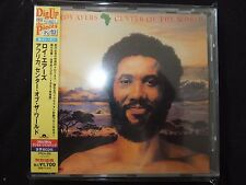 CD ROY AYERS / CENTER OF THE WORLD / JAPAN PRESSAGE / RARE /