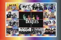 2018 The Beatles Ringo Star George Harrison John Lennon Paul McCartney stamps