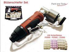 Blütenschleifer Koffer Set Spot Smart Repair  3M Schleifblüten P3000 P2500 P2000