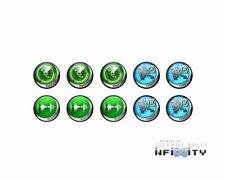 Infinity Tokens Equipment 01 (10) Micro Art Studio Marker Token Set N3