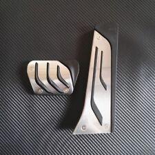 Gas Brake Footrest Foot Pedal For BMW X1 X3 X4 X5 X6 E84 F25 F26 F15 F16 G01 F48