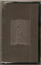 JOY DIVISION -  Unknown Pleasures. Cassette Tape NEW / Sealed