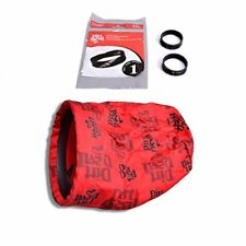 Dirt Devil 503/103 Hand Vac Cleaner Red Cloth Bag With 2pk Style 1 Belts.