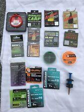 Job lot of carp fishing accessories