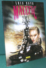 Malefic: Fantasy Art Book by Luis royo-1985
