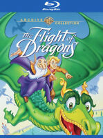 The Flight Of Dragons [New Blu-ray] Manufactured On Demand