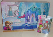 Disney Frozen Magical Lights Palace with Elsa figure (had to buy separately)