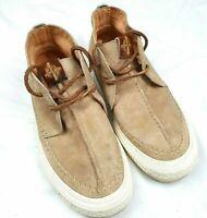Vans Vault Taka Hayashi Nomad Chukka Shoes Leather Pony Hair Boots Size 7, 8.5