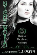Night World No. 3: Huntress, Black Dawn, Witchlight by L.J. Smith, Good Book
