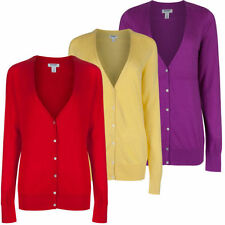Gap Patternless Cotton V Neck Jumpers & Cardigans for Women