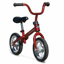 Chicco Child / Kids Balance Bike/Cycle - Red Bullet | First Bike |Training Bike