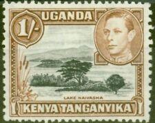 VF (Very Fine) Lightly Hinged British KUT Stamps