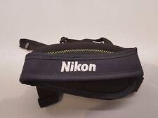 Crumpler Camera Strap Nikon NikonxCrumpler Rare Japan - Black Blue