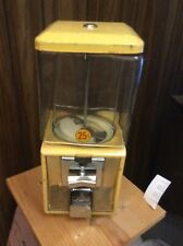 Vintage Curtis gum candy machine comes with new lock!