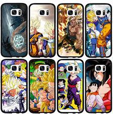 Vegeta vs Goku Super Saiyan Phone Case fit For Samsung Galaxy Note10 S20 S10 S9+