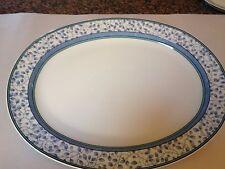 Mikasa Susanne 14 Oval Serving Platter