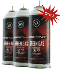 Firepower Green Gas for Gas-Powered Airsoft Guns