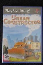PS2 : URBAN CONSTRUCTOR - Nuovo, sigillato ! Da Phoenix Games !