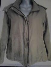 Ladies,coat / jacket,size 14. Sage green.