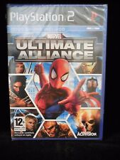 Marvel Ultimate Alliance para playstation 2