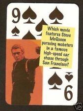 Steve McQueen  Neat Card! #8Y6