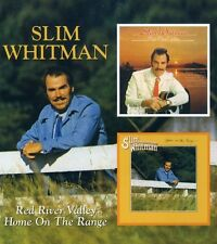 Slim Whitman - Red River Valley/Home On The Range [Remastered] [New CD] UK - Imp