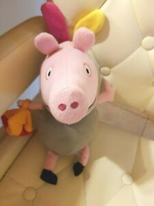Peppa pig knight and shining Armer  toy