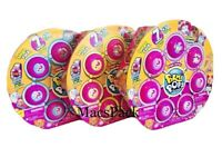 3 PIKMI Pops Surprise MEGA PACK  FROSTED DONUT COCONUT & MARSHMALLOW