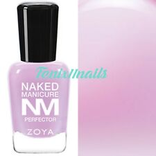 ZOYA Naked Manicure LAVENDER PERFECTOR ZP785 polish to neutralize discoloration