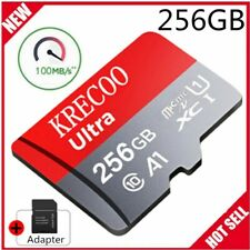 256 GB Speicherkarte Class 10 100MB/s High-Speed TF Card Handy Für Micro FORMAT