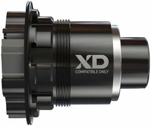 SRAM X0 Mountain Bike Rear Hub Silver//Black - 6-Bolt Disc 32H XD 11spd