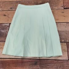Tory Sport Womens Skirt Size 0 Green New NWT Golf Tennis Casual C121