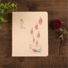 Japanese Korean Style Diary Notebooks Student Creative Stationery Blank Diaries