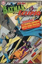 1966 Brave & Bold #64 ~Batman vs Eclipso~ (Grade 6.0) WH