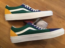 Vans x TAGLIA Patchwork pavimento della fabbrica UK 9.5 US 10.5 EU 44 Old Skool Sneaker