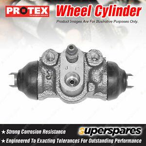 Protex Rear Wheel Cylinder for Mazda 323 Astina GT SP BG 1.8L Premium Quality