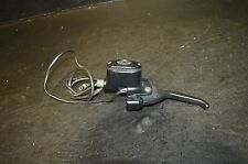 #860 2011 Arctic cat snow pro 800  brake master cylinder