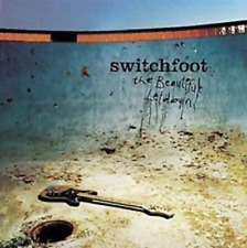 CD Switchfoot THE BEAUTIFUL LETDOWN christ Rock Worship