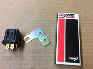 New Borg Warner Multi Purpose Accessory Relay R801