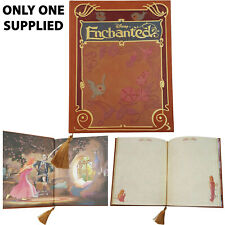 More details for disney store enchanted a4 replica journal hard back large lined note book foiled