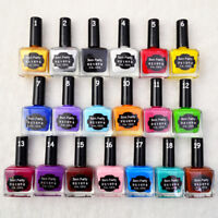 19 colors/set 15ml Born Pretty Colorfuls Nail Art Stamping Polish Nail Polish