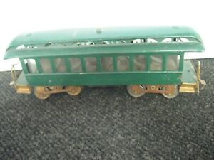 LIONEL EARLY STANDARD GAUGE NO.29 DAY COACH