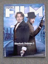 Total Film Dec 2011 Robert Downey Jr, Rachel Weisz, Michael Shannon,Will Ferrell