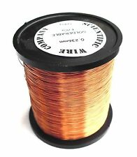 Enamelled Copper Wire 500g SWG25 Coil Winding Transformers - 24 AWG