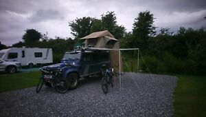 Roof Tent for Car or 4X4 -  1.4 Roof Top Tent + Annex