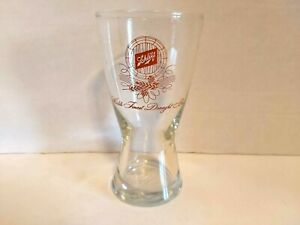 "Schlitz-""Worlds Finest Draught"" Beer Glass-Vintage 1960's -USA"