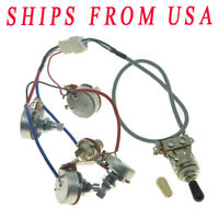 Genuine LP Guitar Pickup Wiring Harness 2V2T for Epiphone Les Paul USA Shipping