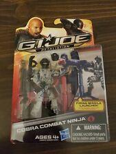 GI Joe Retaliation Cobra Combat Ninja MOC