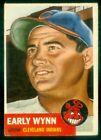 1953 Topps Baseball Cards 111