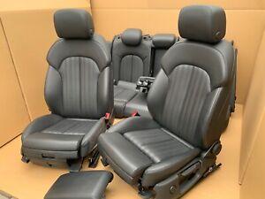 Audi A6 S6 RS6 Sport S-Line Lederausstattung Leder Sitze manuel